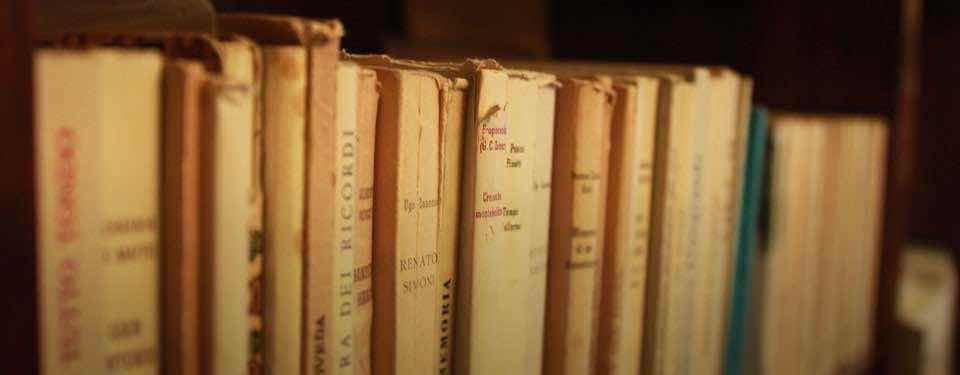 Libreria del novecento libri edizioni rare vendita on line for Vendita on line libri